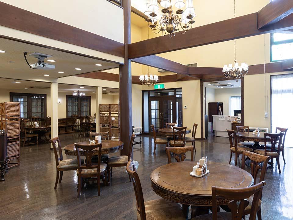 レストラン リージェントハウス